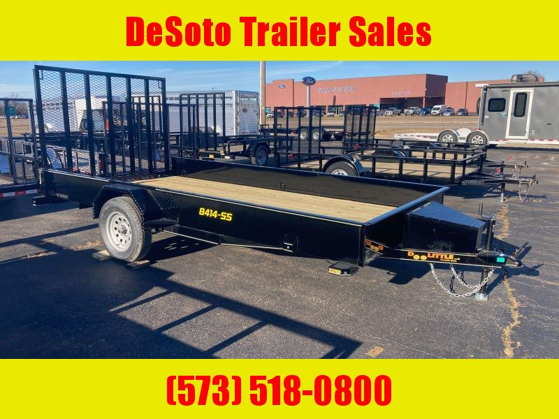 2021 Doolittle Trailer Mfg UT84X143KSS Utility Trailer