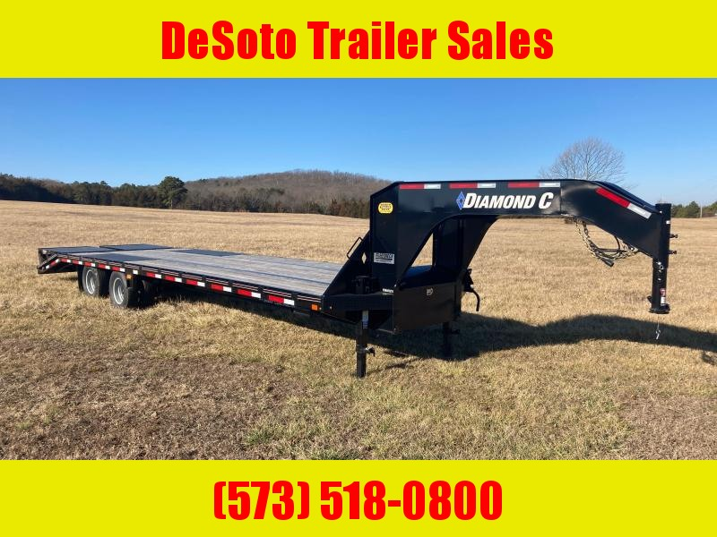2020 Diamond C Trailers FMAX210 Flatbed Trailer