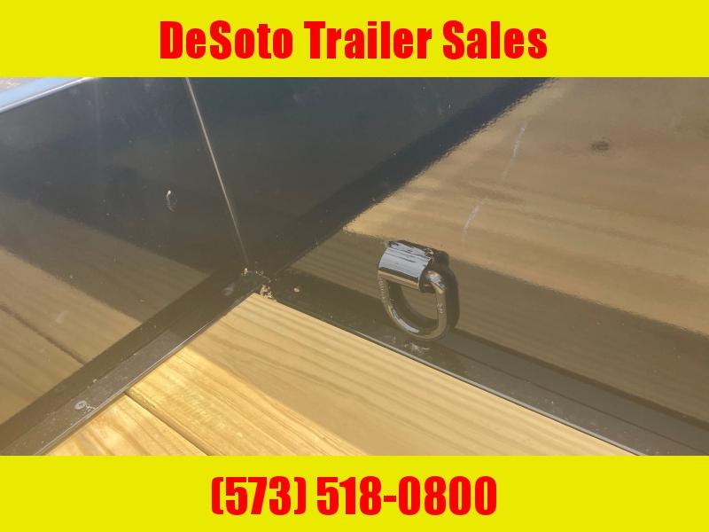 2021 Doolittle Trailer Mfg UT84X123KSS Utility Trailer