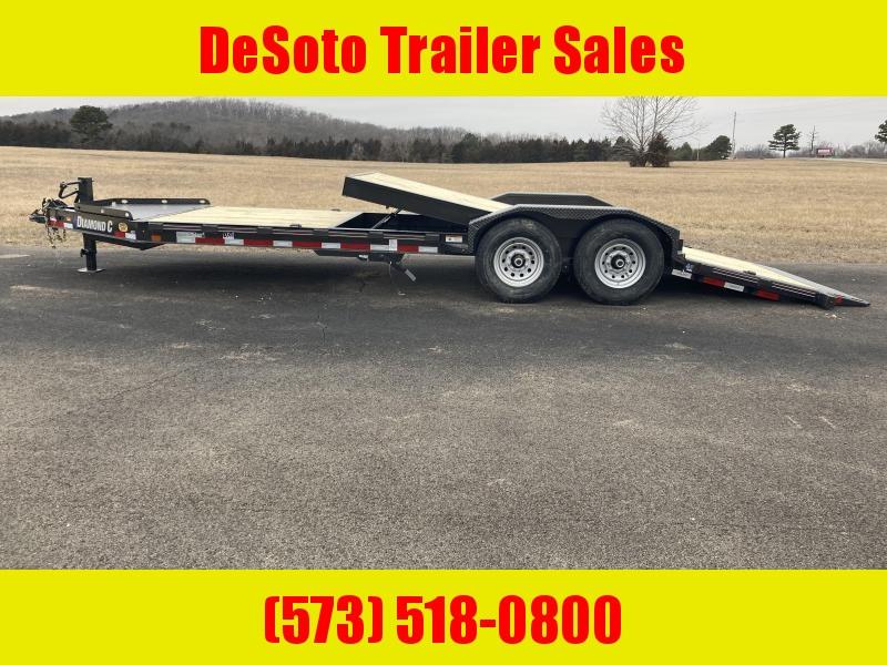 2021 Diamond C Trailers HDT207-22X82 Equipment Trailer