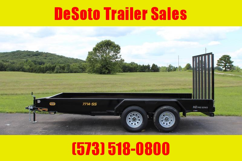 2021 Doolittle Trailer Mfg UT77X147K Utility Trailer SS Series