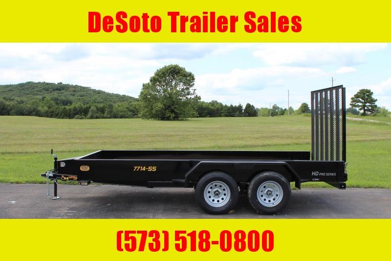 2021 Doolittle Trailer Mfg UT77X147K Utility Trailer SS Series