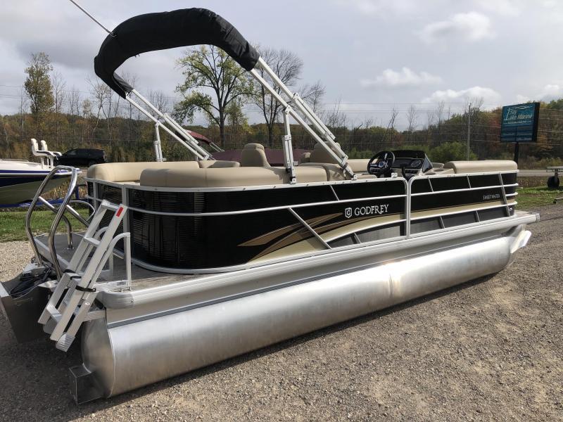 2022 Godfrey Pontoon Boats SW 2286 SB Pontoon Boat