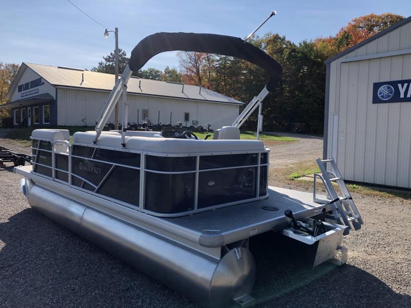 2022 Godfrey Pontoon Boats SW 2086 CX Pontoon Boat