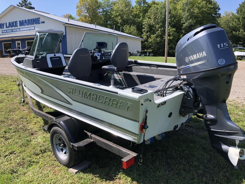 2014 Alumacraft Competitor 175 Sport LC Fishing Boat