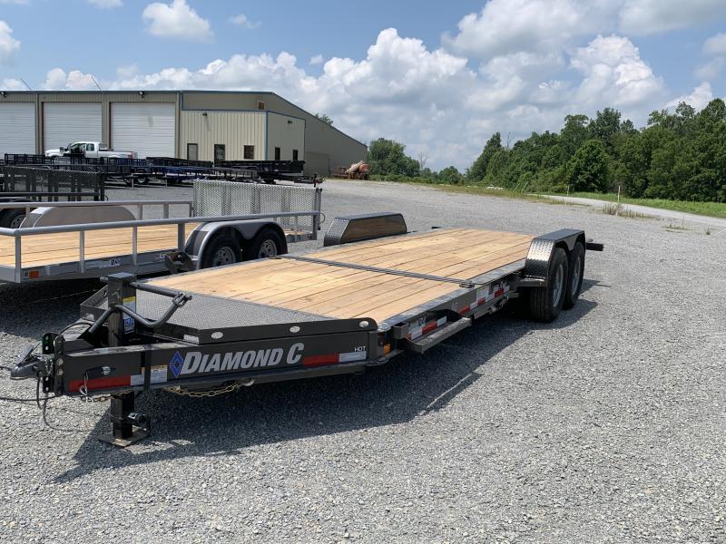 2020 Diamond C Trailers HDT Equipment Trailer