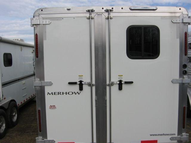 2021 Merhow 8311RW-RK Horse Trailer
