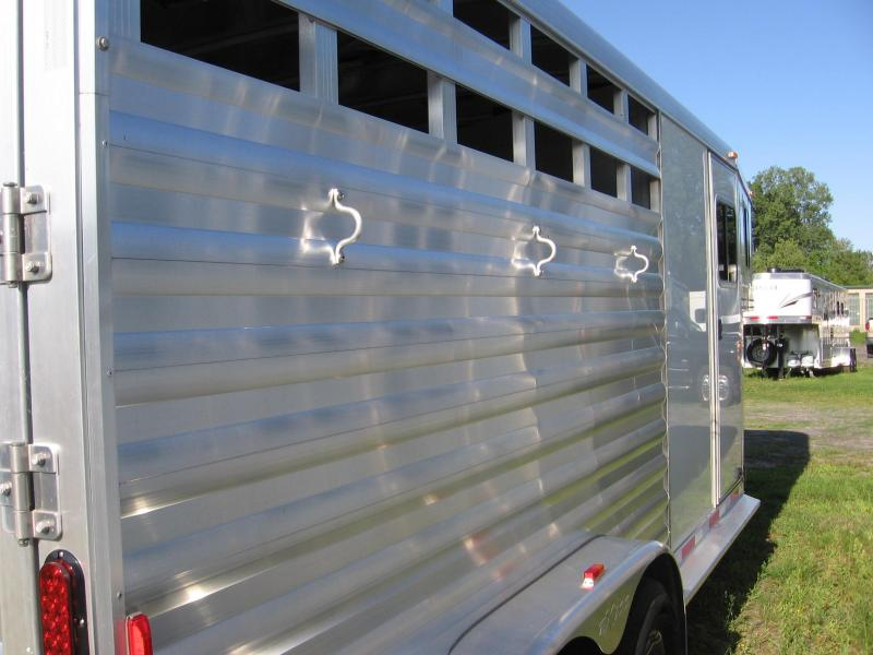 2019 Exiss Trailers Express 3HGN-CXF Horse Trailer