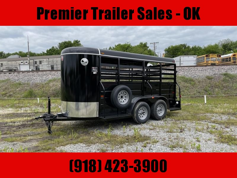 2021 W-W Trailer ALL ROUND STOCK Livestock Trailer