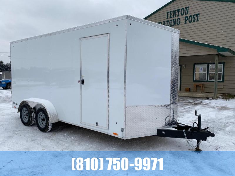 2022 Cargo Express 7x16 Enclosed Cargo Trailer