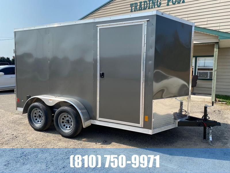 2021 Darkhorse Cargo 7X12 Enclosed Cargo Trailer