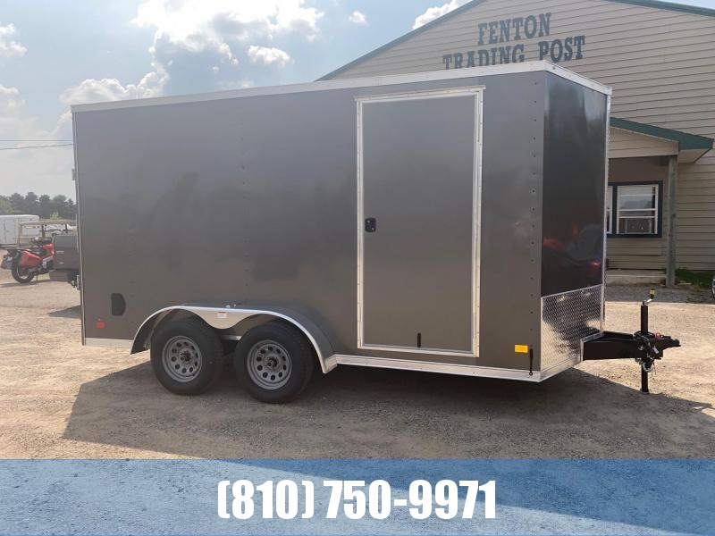 2022 Darkhorse Cargo 7X14 Enclosed Cargo Trailer