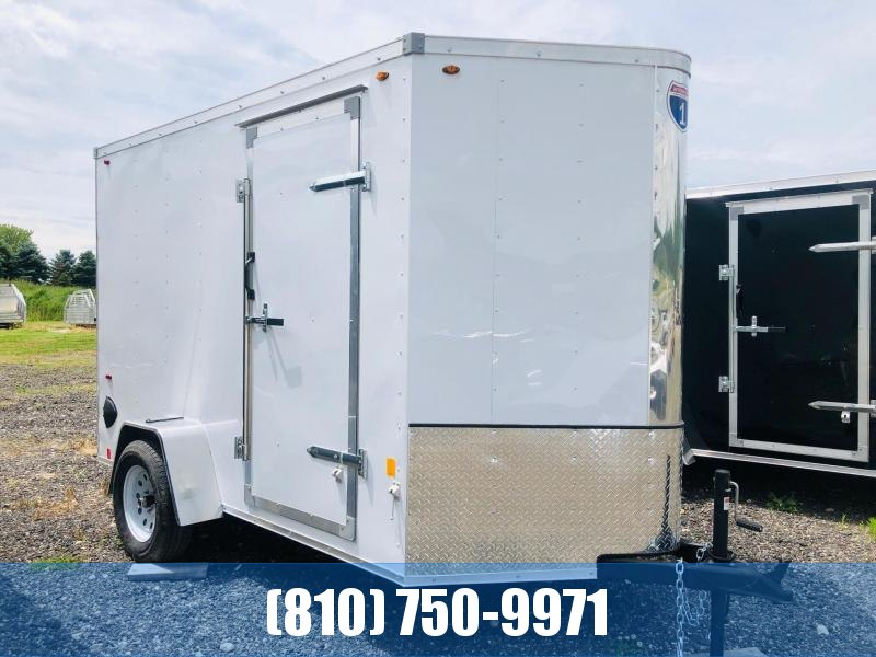 2020 Interstate 1 Trailers 6X10 Enclosed Cargo Trailer