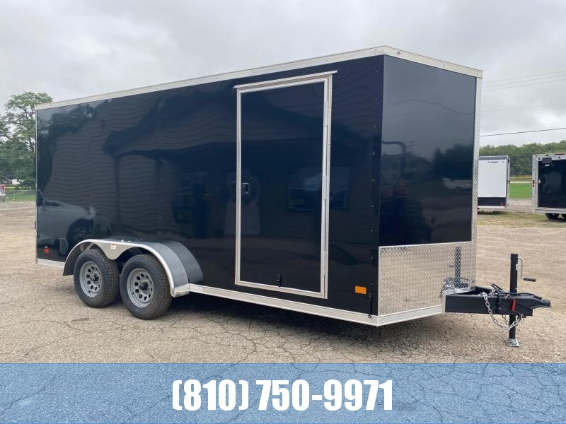 2022 Darkhorse Cargo 7X16 Enclosed Cargo Trailer