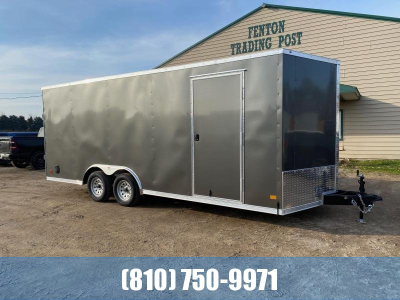 2021 Darkhorse Cargo 8.5'X20' DHW 2500 Car Hauler / Racing Trailer
