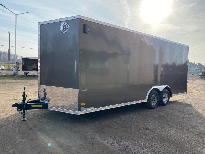 2021 Darkhorse Cargo 8.5'X20' DHW 2500 Car Hauler / Racing Trailer
