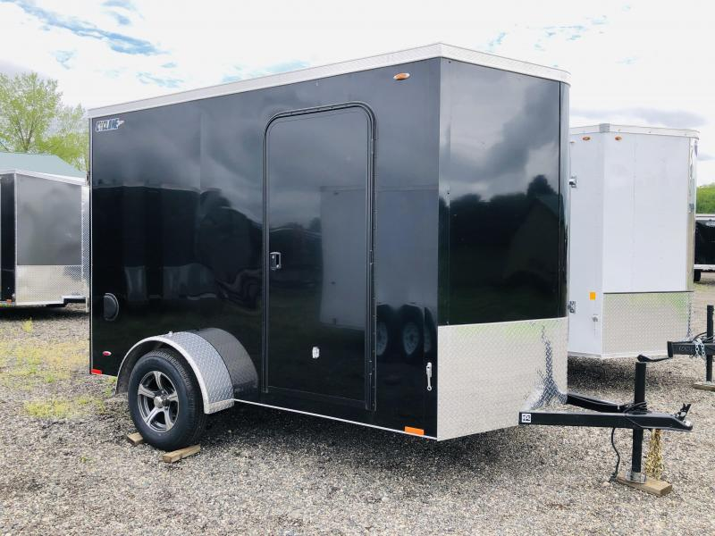 CLEARANCE 2019 Legend Trailers 6X11 Enclosed Cargo Trailer