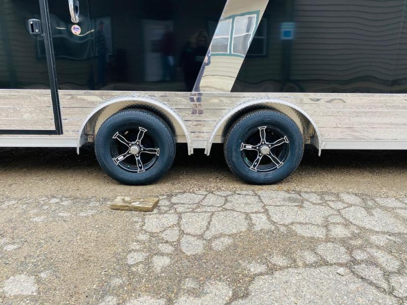 2021 Legend Trailers 8x24 Deluxe Snow Trailer