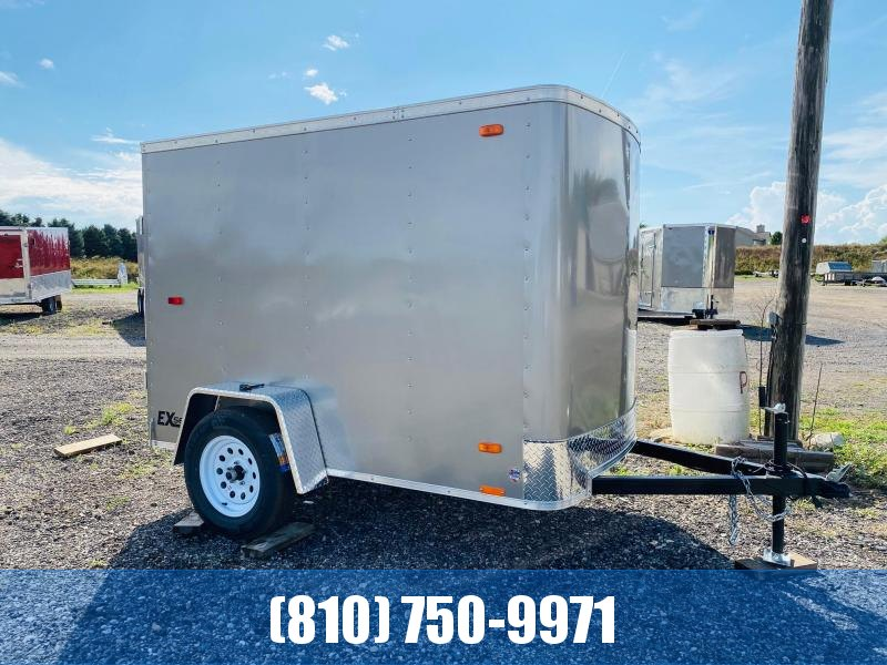 2021 Cargo Express 5X8 Enclosed Cargo Trailer