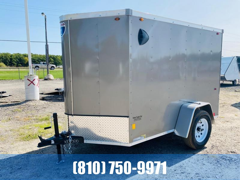 2021 Interstate 1 Trailers 5x8 Enclosed Cargo Trailer