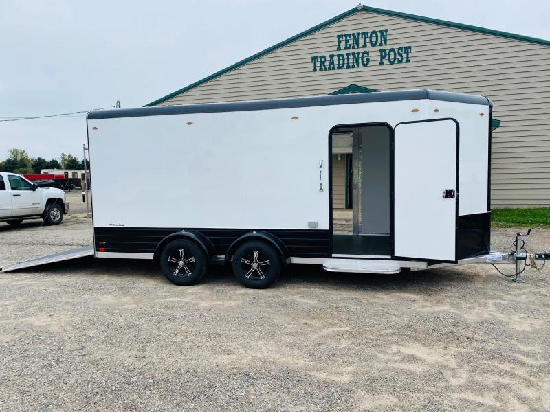 2022 Legend Trailers 7X19 Deluxe V-Nose Enclosed Cargo Trailer