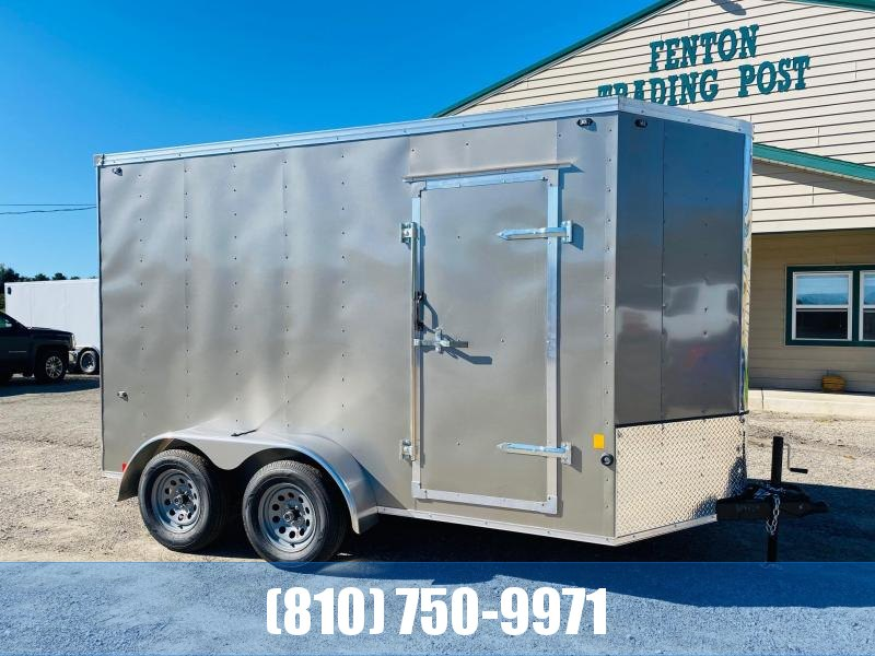 2022 Interstate 1 Trailers IFC 6X12 Enclosed Cargo Trailer