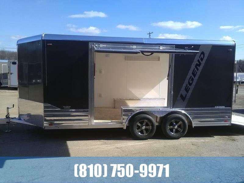 2020 Legend Trailers 8X23DVNTA35 Enclosed Cargo Trailer