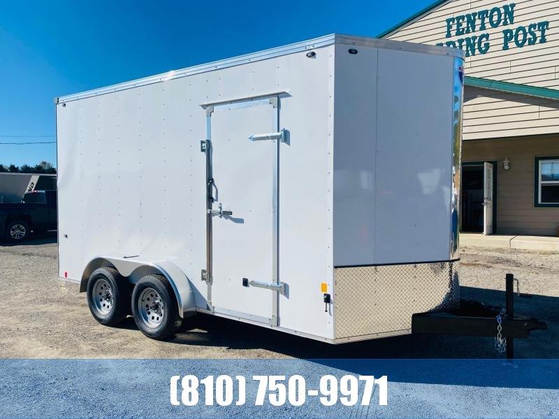 2022 Interstate 1 Trailers 7x14 Enclosed Cargo Trailer