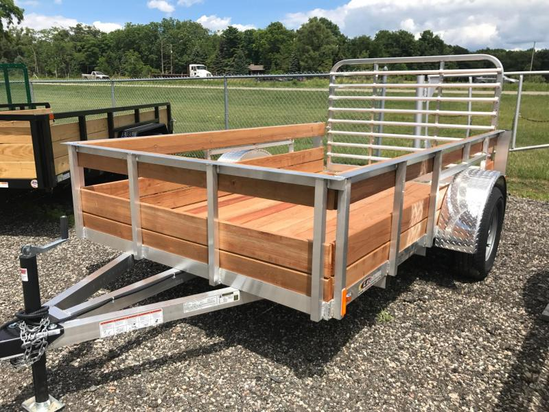 2021 Legend 6x12 3-Board High Side Utility Trailer