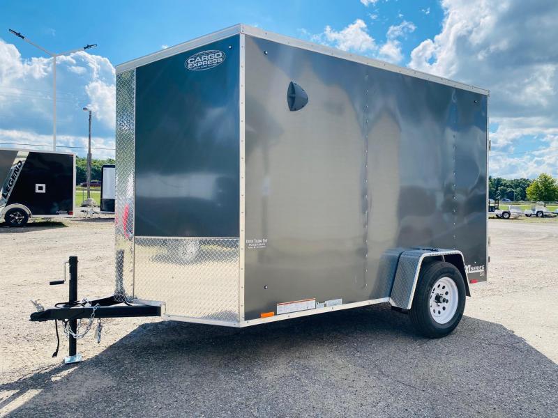 2022 Cargo Express 6x10 Enclosed Cargo Trailer
