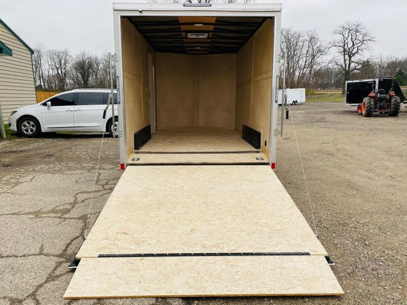 2021 Darkhorse Cargo 7.5X14 Enclosed Cargo Trailer