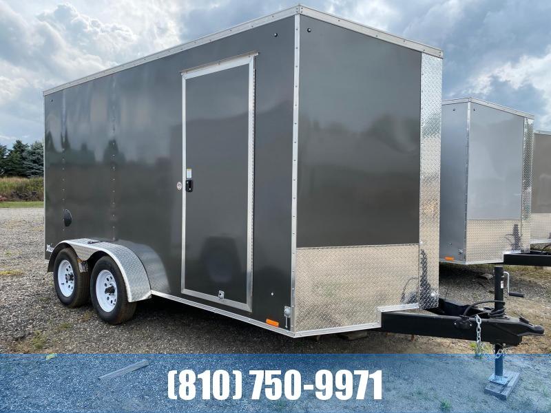 2021 Cargo Express 7x14 Enclosed Cargo Trailer