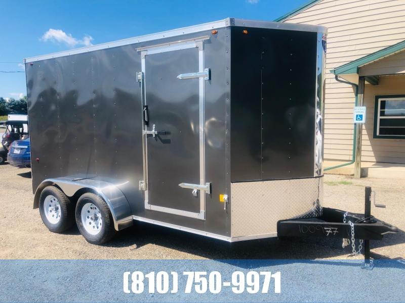 2020 Interstate IFC6x12 Enclosed Cargo Trailer