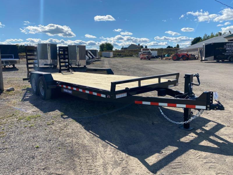 2021 Sure-Trac 7x20 14K Equipment Trailer