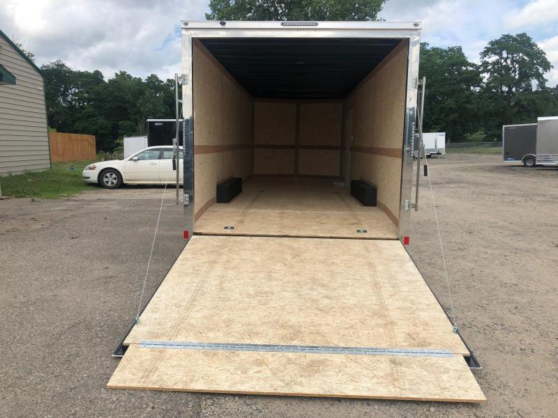 2021 Cross Trailers 8.5 x 24 TA Enclosed Cargo Trailer