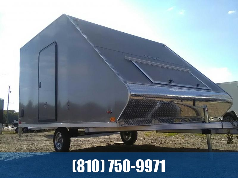 **SPECIAL ORDER ONLY**NOT IN STOCK**2020 Legend SL8.5X13SA30 Hybrid Snowmobile Trailer