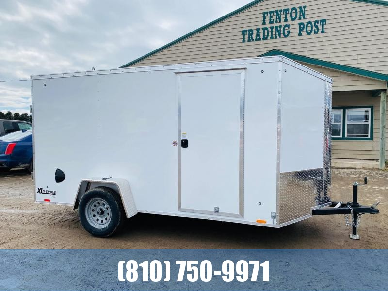 2022 Cargo Express 6x12 Enclosed Cargo Trailer
