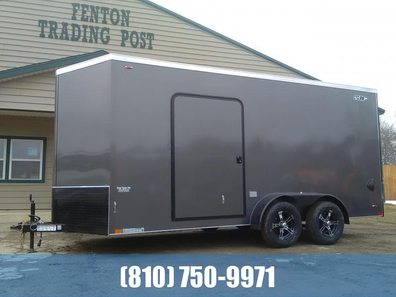 2020 Legend 7x18 Cyclone Enclosed Cargo Trailer