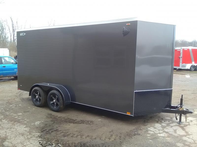2020 Legend 7x18 Cyclone Enclosed Cargo Trailer