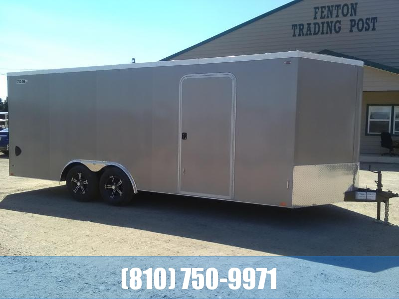 2020 Legend Trailers 8.5X22 Cyclone Car / Racing Trailer