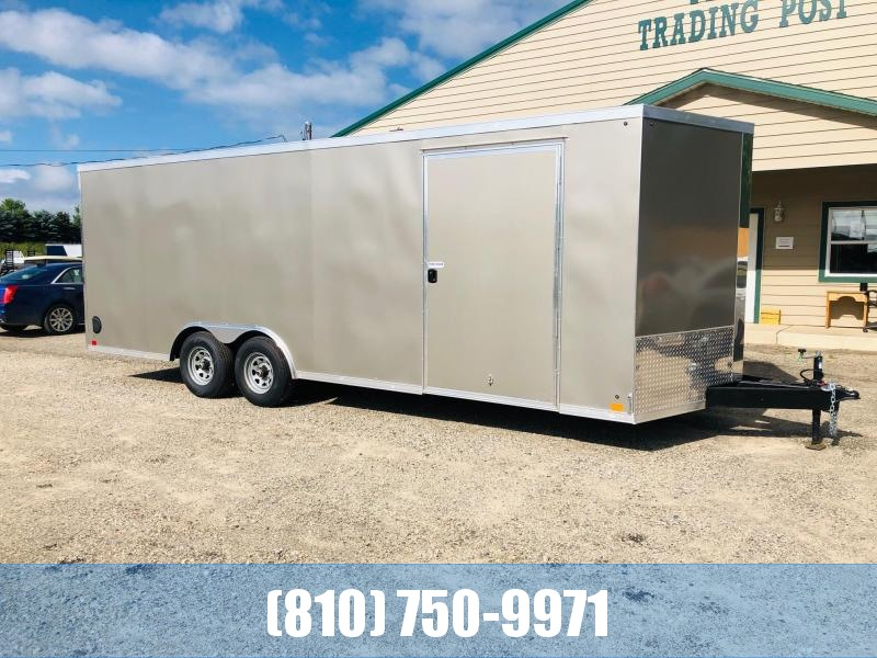 2021 Cross Trailers 8.5 x 22 TA Enclosed Cargo Trailer