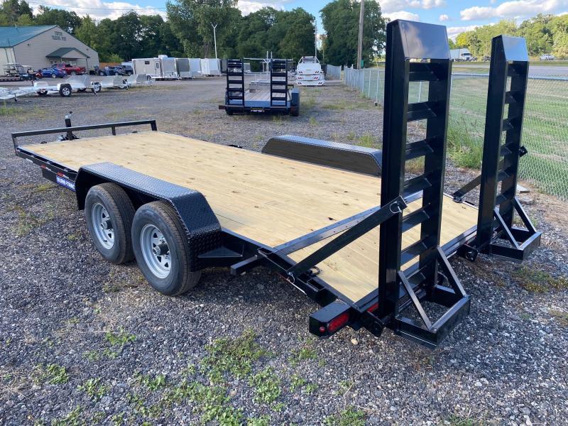 2022 Sure-Trac 7x18 10K Equipment Trailer
