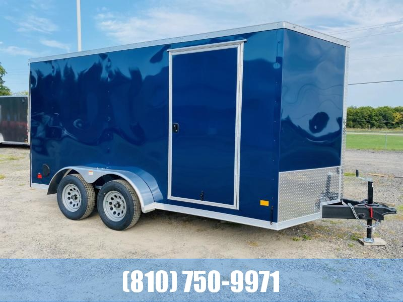 2021 Darkhorse Cargo 7X14 Enclosed Cargo Trailer