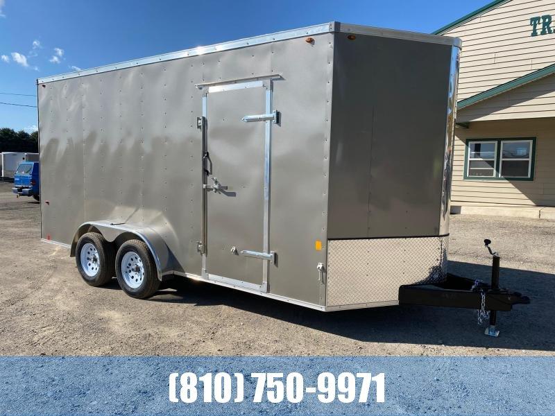 2021 Interstate IFC7X16 Enclosed Cargo Trailer