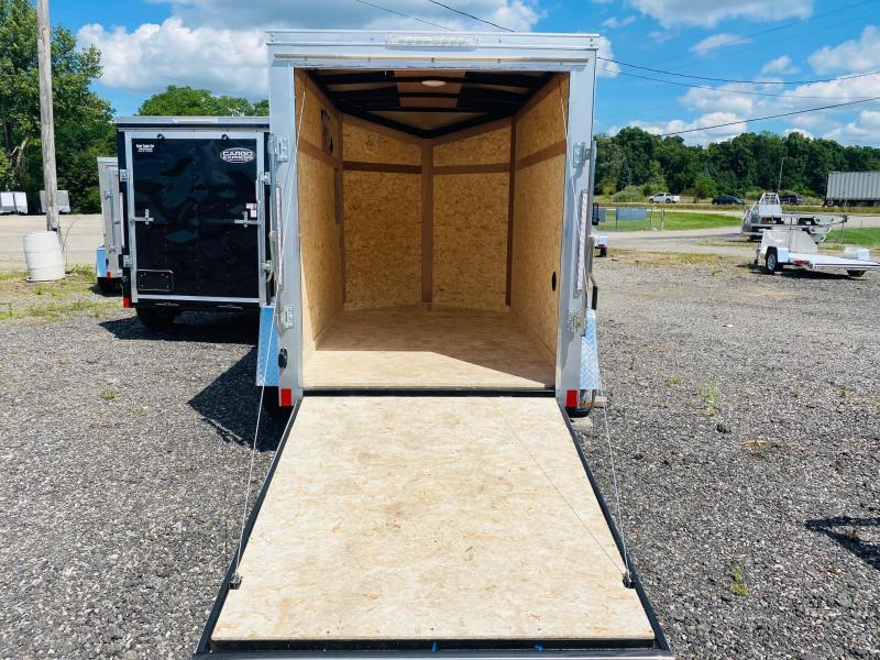 2021 Cargo Express 5x8 Enclosed Cargo Trailer