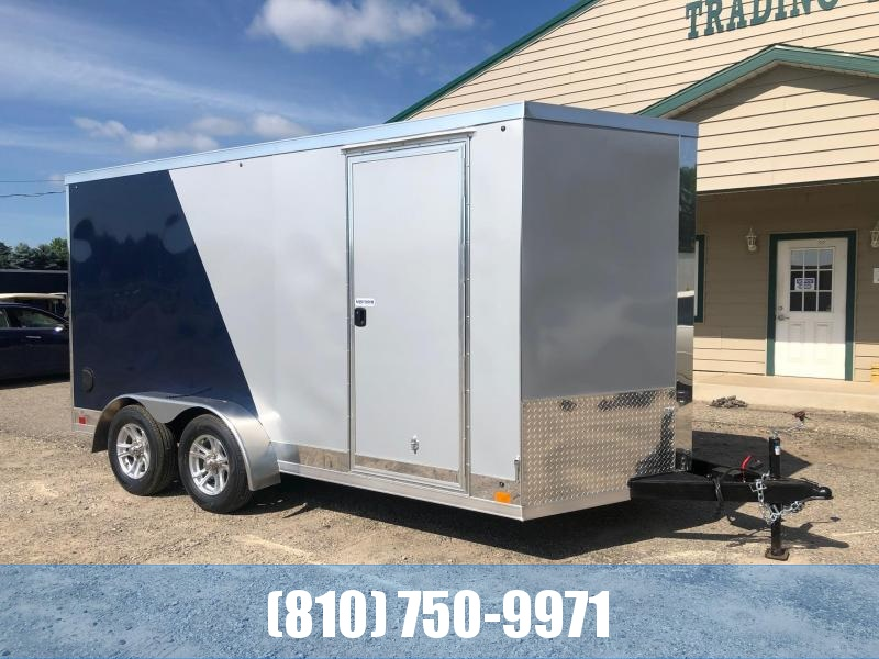 2021 Cross Trailers 7 x 14 TA Enclosed Cargo Trailer