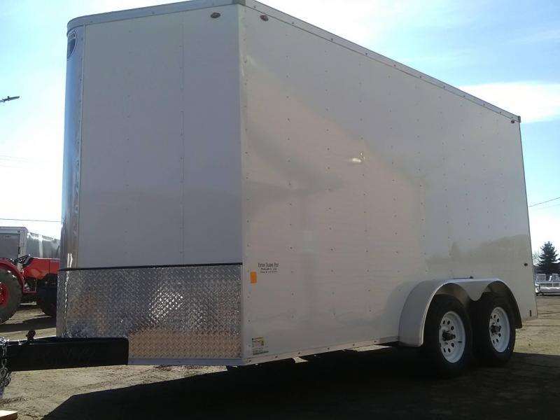 2020 Interstate 7x14 Enclosed Cargo Trailer