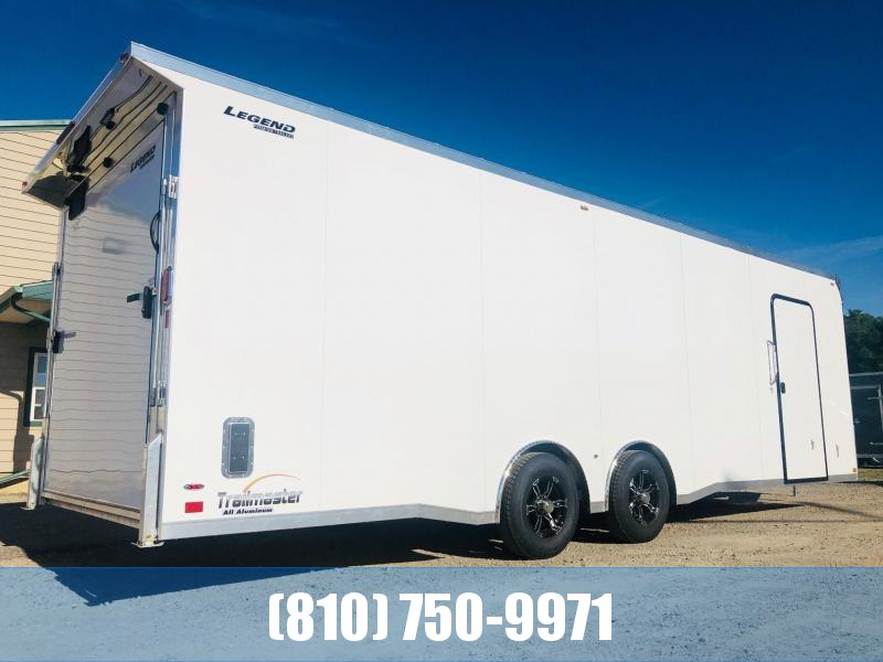 2021 Legend Trailers 8.5X26TMRTA52 Car / Racing Trailer