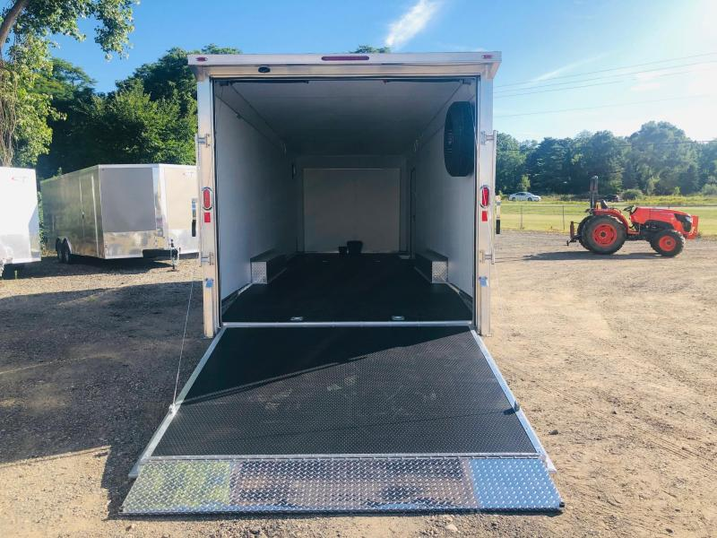 ***SPECIAL ORDER ONLY - NOT IN STOCK*** 2021 Legend Trailers 8.5X26TMRTA52 Car / Racing Trailer