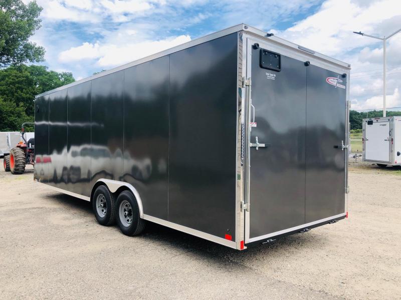 2022 Cross Trailers 8.5 x 24 TA Enclosed Cargo Trailer
